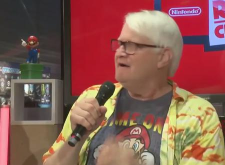 Super Mario Odyssey: nuovo gameplay con la voce di Mario, Charles Martinet al Gamescom 2017