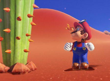 Super Mario Odyssey: presentata Tostalandia, un'area presente nel Regno delle Sabbie