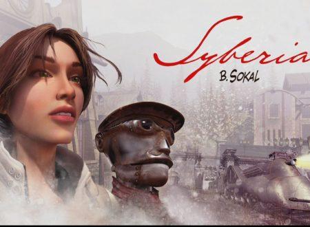 Syberia: pubblicato un video gameplay della versione per Nintendo Switch