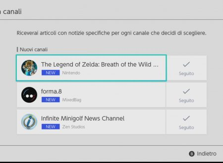 The Legend of Zelda: Breath of the Wild, il canale di news è finalmente disponibile su Nintendo Switch