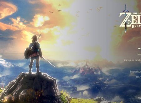 The Legend of Zelda: Breath of the Wild, il titolo ora aggiornato alla versione 1.3.1