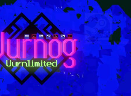 Uurnog Uurnlimited: il titolo annunciato e in arrivo su Nintendo Switch