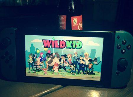 WildKid: il terzo titolo indie di Circle Ent. svelato al Gamescom, in arrivo su Nintendo Switch