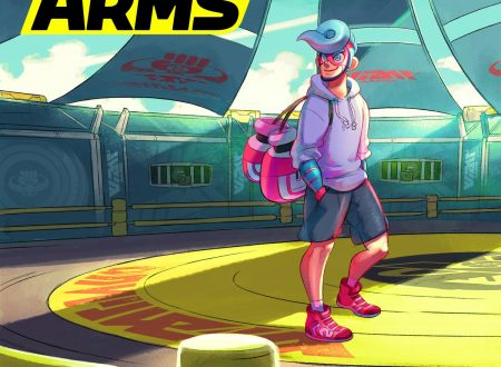 ARMS: il titolo aggiornato alla versione 3.1.0, il Ring di allenamento ora selezionabile nelle modalità