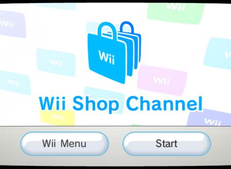 Annunciata la chiusura del Canale Wii Shop, terminerà all'inizio del 2019