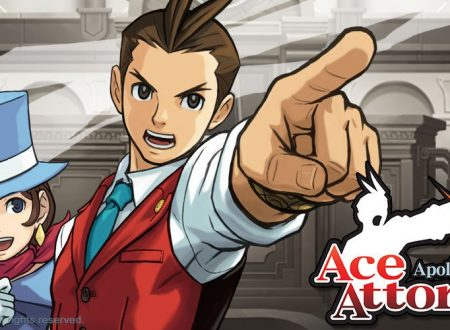 Apollo Justice: Ace Attorney, il titolo mostrato in video al Tokyo Game Show 2017