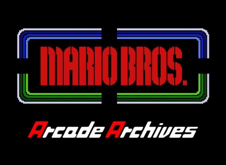 Arcade Archives Mario Bros.: mostrato un video gameplay del titolo su Nintendo Switch