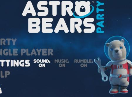 Astro Bears Party: uno sguardo in video al titolo dai Nintendo Switch europei