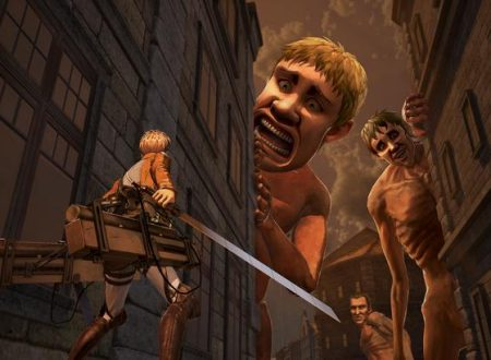Attack on Titan 2: il titolo confermato per l'approdo sui Nintendo Switch occidentali