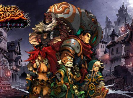 Battle Chasers: Nightwar, il titolo è stato ufficialmente rinviato su Nintendo Switch