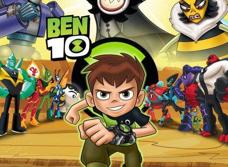 Ben 10: il nuovo titolo della serie animata, in arrivo il 9 novembre sui Nintendo Switch europei