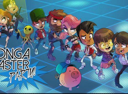 Conga Master Party!: titolo in arrivo il 14 settembre sui Nintendo Switch europei