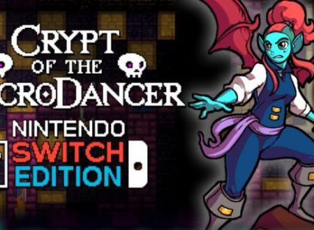 Crypt of the NecroDancer: Nintendo Switch Edition, mostrato un nuovo trailer sul titolo