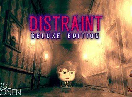 DISTRAINT: Deluxe Edition, il titolo annunciato per l'arrivo su Nintendo Switch e 3DS