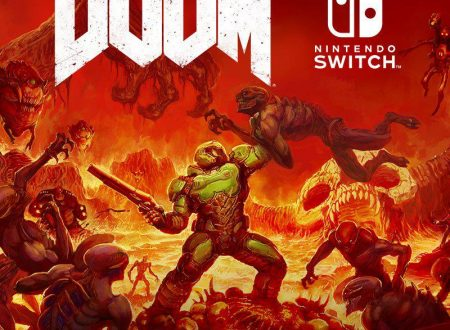 DOOM: video comparativo e altri 15 minuti di gameplay della versione per Nintendo Switch