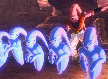 Dragon Ball Xenoverse 2: emerso un video off-screen sul DLC di Darbula e Super Buu (Gohan)