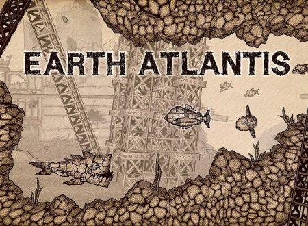 Earth Atlantis: il titolo aggiornato alla versione 1.0.1 su Nintendo Switch