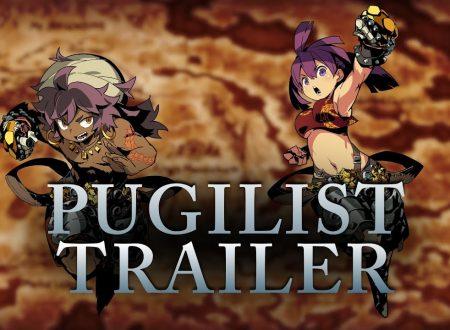 Etrian Odyssey V: Beyond The Myth, pubblicato il trailer sulla classe Pugilist