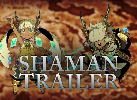 Etrian Odyssey V: Beyond The Myth, pubblicato il trailer sulla classe Shaman