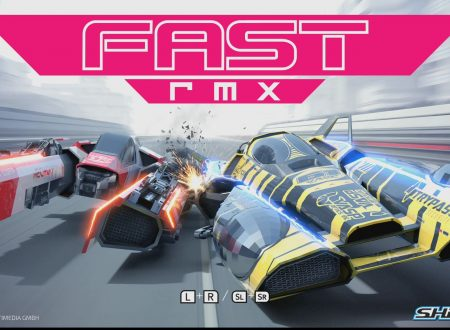 FAST RMX: uno sguardo in video gameplay alle novità dell'update Remix, v.1.3