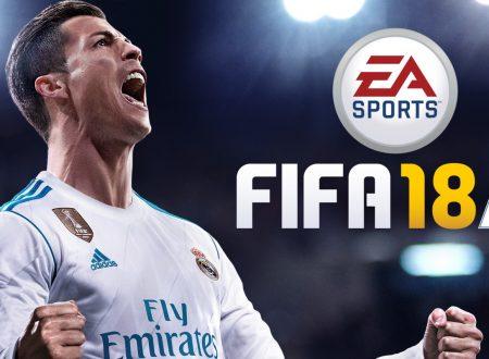 FIFA 18: la versione per Nintendo Switch conterrà una maglia esclusiva della console