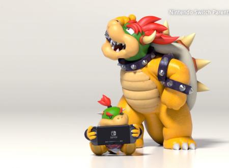 Filtro Famiglia per Nintendo Switch: l'app aggiornata alla versione 1.3.0 sui dispositivi iOS