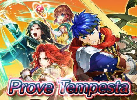 Fire Emblem Heroes: Le Prove Tempesta, L'attimo Fatale, ora disponibili nel titolo mobile