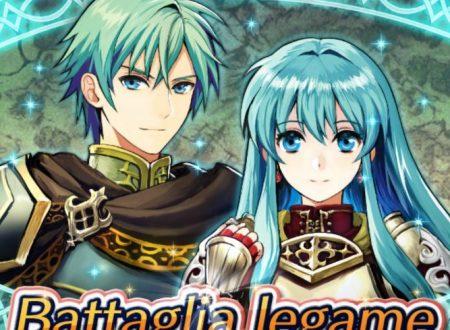 Fire Emblem Heroes: disponibile la Battaglia Legame: Ephraim ed Erica, atto secondo