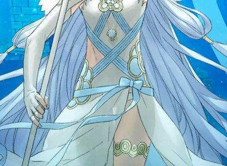 Fire Emblem Heroes: ora disponibili gli sfondi calendario di Azura e Daraen del mese di ottobre