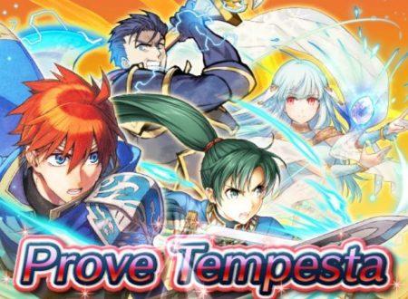 Fire Emblem Heroes: ora disponibili le Prove Tempesta versione mini: Morire in battaglia