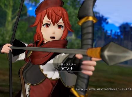 Fire Emblem Warriors: Anna finalmente confermata per il roster del gioco