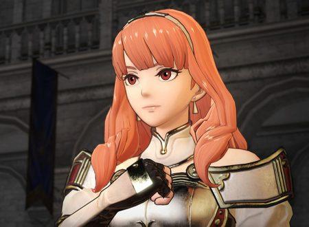 Fire Emblem Warriors: Celica è il nuovo personaggio annunciato dal TGS 2017