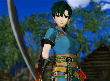 Fire Emblem Warriors: Lyn annunciata come personaggio giocabile del roster nel Nintendo Direct