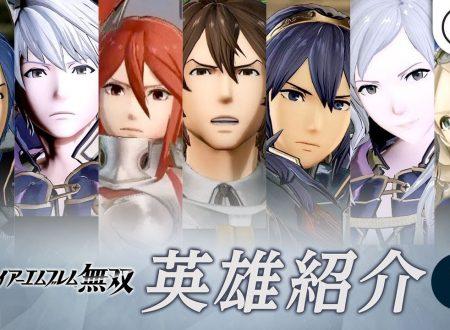 Fire Emblem Warriors: pubblicato un nuovo trailer dedicato ai personaggi annunciati