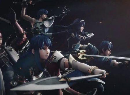 Fire Emblem Warriors: pubblicato un video che ci mostra il filmato introduttivo del titolo