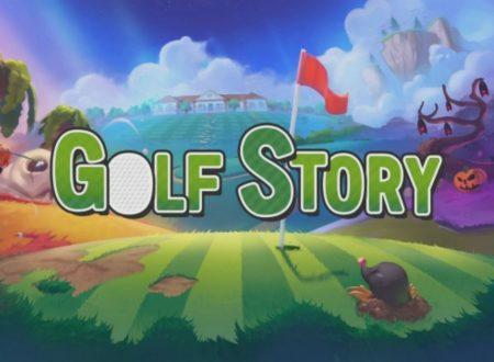 Golf Story: il titolo in arrivo il 28 settembre sui Nintendo Switch europei
