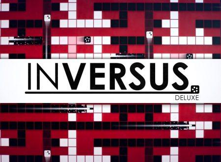 Inversus Deluxe: uno sguardo in video gameplay dai Nintendo Switch europei