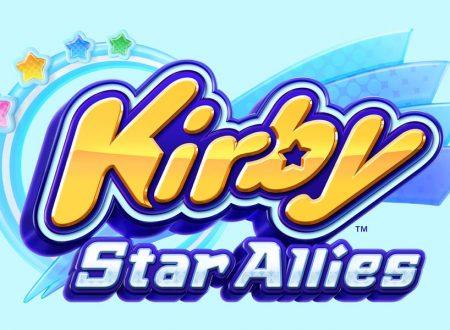 Kirby Star Allies: il nuovo titolo su Nintendo Switch, è in arrivo nella primavera del 2018