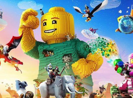 LEGO Worlds: il titolo aggiornato alla versione 1.2.4 sui Nintendo Switch europei