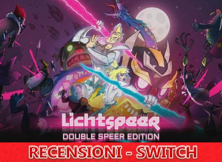 Lichtspeer: Double Speer Edition – Recensione – Switch eShop