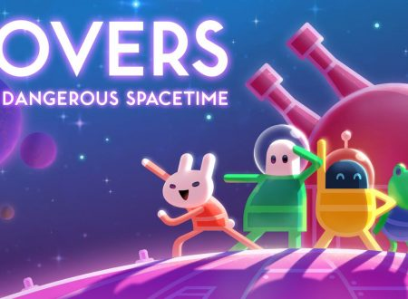 Lovers in a Dangerous Spacetime: uno sguardo in video dai Nintendo Switch europei