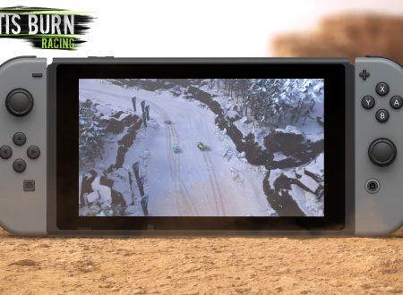 Mantis Burn Racing: il titolo annunciato ed in arrivo prossimamente su Nintendo Switch