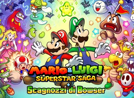 Mario & Luigi: Superstar Saga + Scagnozzi di Bowser: altri 10 minuti di video gameplay dal PAX West