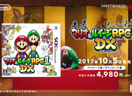 Mario & Luigi: Superstar Saga + Scagnozzi di Bowser: primi commercial giapponesi, video comparativo tra GBA e 3DS