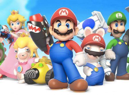 Mario + Rabbids Kingdom Battle: pubblicati dei nuovi artwork dedicati al titolo