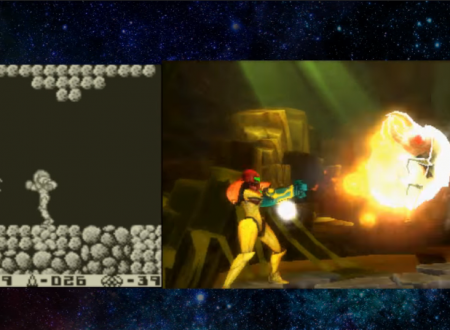 Metroid: Samus Returns, nuovo video comparativo con la versione originale per Game Boy