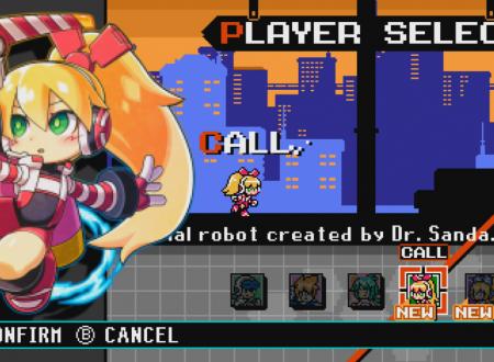 Mighty Gunvolt Burst: primo sguardo in video ad Call e Joule, nuovi personaggi DLC del gioco