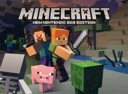 Minecraft: Nintendo Switch Edition, annunciata una nuova manutenzione imminente