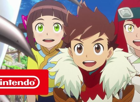 Monster Hunter Stories: Ride On, il terzo episodio è ora disponibile su Youtube