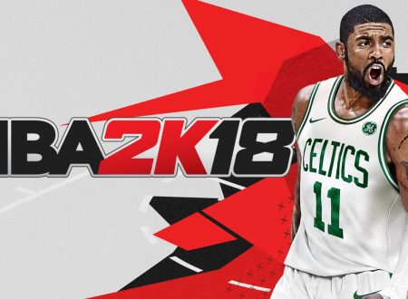 NBA 2K18: ora disponibile la versione 1.03 del titolo su Nintendo Switch